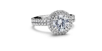 Blue nile diamond upgrade program