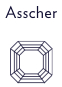 Asscher-Cut Diamonds