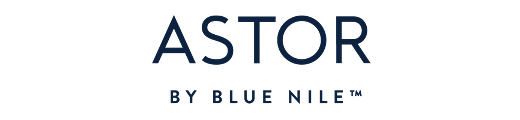 Astor by Blue Nile™ Diamond Logo