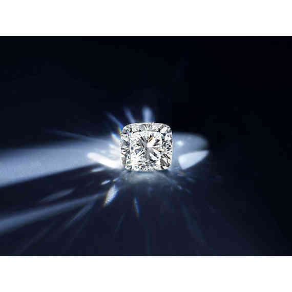 Astor by Blue Nile™ Cushion Cut Diamond