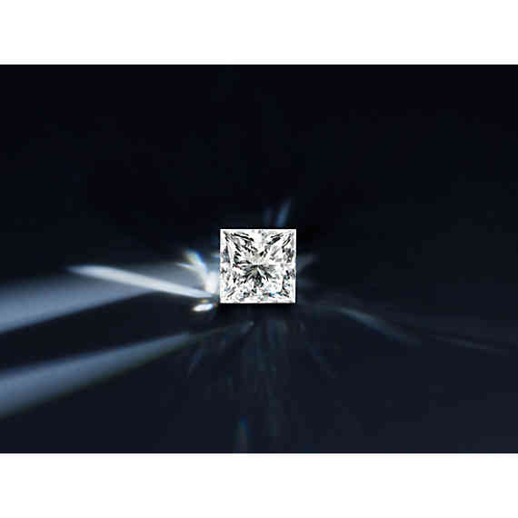 Astor by Blue Nile™ Princess Cut Diamond