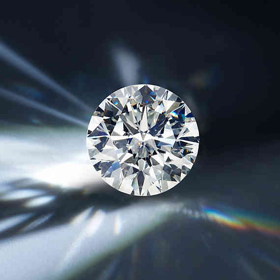 Astor by Blue Nile™ Round Cut Diamond