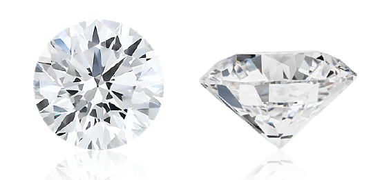 D Color Diamonds (Absolutely Colorless)