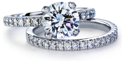 Wedding Ring Guide How to Find a Matching Set Blue Nile