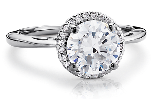 blue nile promise - Wedding Rings Houston