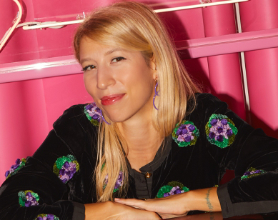 Designer Bea Bongiasca