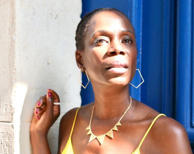 Designer Lola Oladunjoye