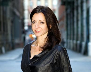 Designer Michelle Fantaci