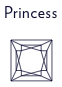 Princess-Cut Diamonds