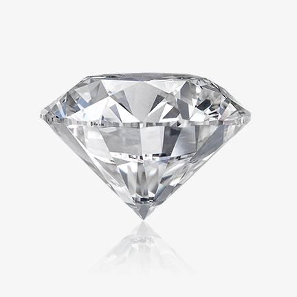 Colourless Diamond