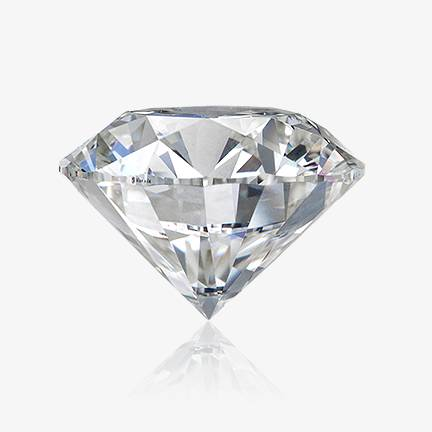 Diamant presque incolore
