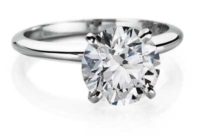 Build Your Own Engagement Ring 3 Easy Steps Blue Nile