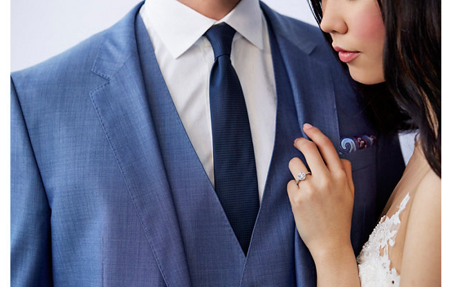 How To Determine The Perfect Ring Size Blue Nile