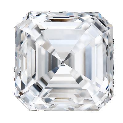 Asscher Cut Diamonds