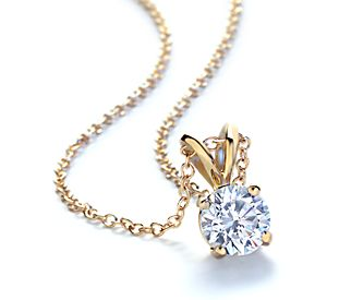 Diamond necklaces pendants and chains choose from platinum diamond solitaire pendants aloadofball Choice Image