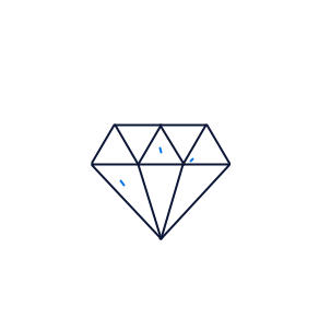 diamond clarity drawing