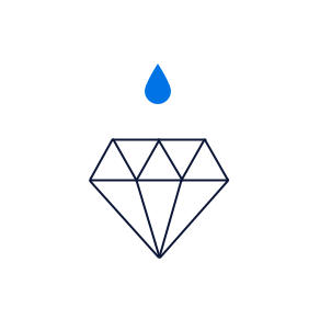 diamond enhancements drawing