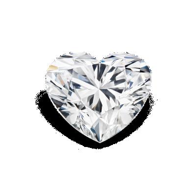 Heart Shaped Diamonds