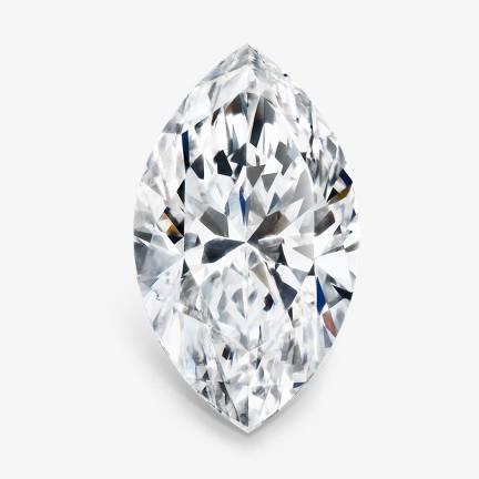 马眼形钻石