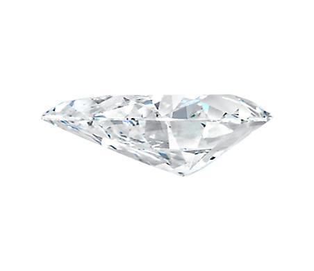 鑽石的範例側面圖