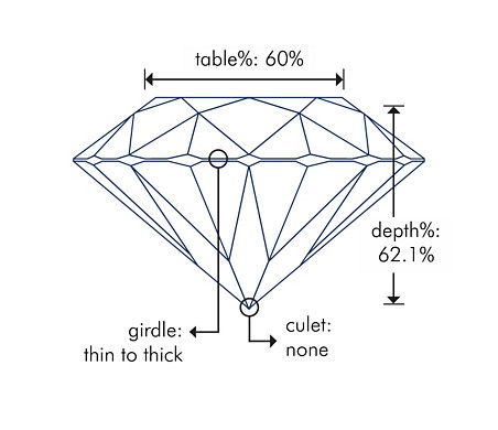 Side View Diagram