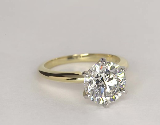 3.01 ct. Round F-Color, VS2-Clarity, Ideal-Cut