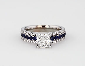 blue nile diamond jewelers � engagement wedding rings