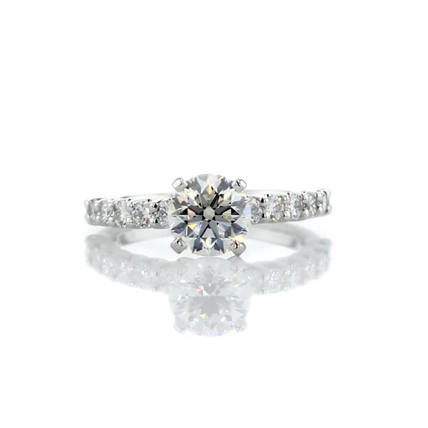 1.2 Carat Luna Diamond Engagement Ring