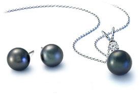 Joyas de perlas