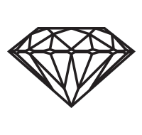 D Graded Diamond