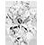 Puces d'oreilles diamant ovales en or blanc 14carats (1/2carat, poids total)