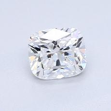 Recommended Stone #4: 0.78-Carat Cushion Cut Diamond