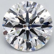 推荐宝石 4:3.05克拉圆形切割钻石