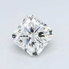 Recommended Stone #1: 0.92-Carat Radiant Cut Diamond