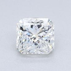 Recommended Stone #1: 1.04-Carat Radiant Cut Diamond