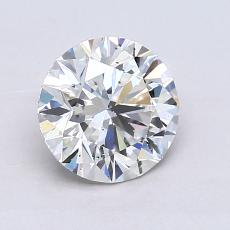 Recommended Stone #4: 1.20-Carat Round Cut Diamond