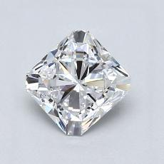Recommended Stone #2: 1.03-Carat Radiant Cut