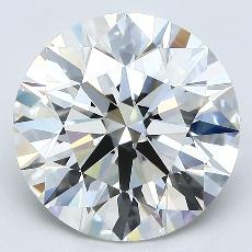 Recommended Stone #4: 3.50-Carat Round Cut Diamond