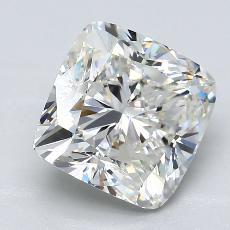 推荐宝石 4:4.01 克拉垫形钻石