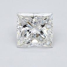 Recommended Stone #4: 1.12-Carat Princess Cut