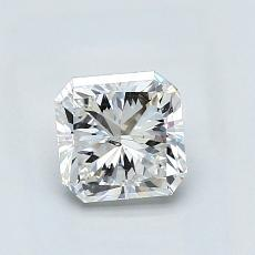 Recommended Stone #4: 0.92-Carat Radiant Cut Diamond