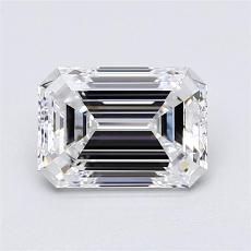 1.33 Carat 绿宝石 Diamond 非常好 D VVS1