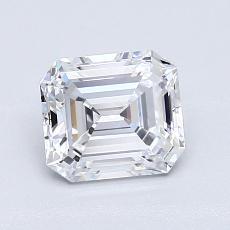 Recommended Stone #2: 1.13-Carat Emerald Cut Diamond
