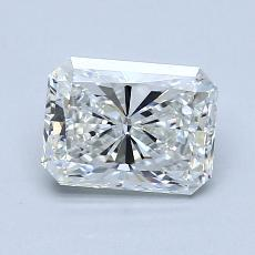Recommended Stone #2: 1.06-Carat Radiant Cut
