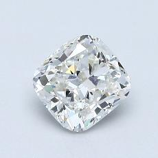 Recommended Stone #4: 0,81-Carat Cushion Cut Diamond