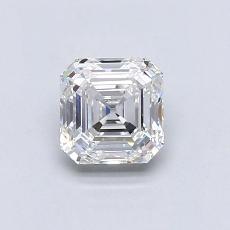 推荐宝石 4:0.83 克拉阿斯彻形钻石