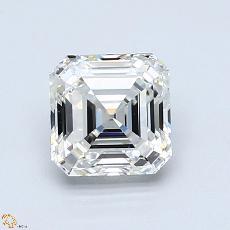 Target Stone: 1.25-Carat Asscher Cut Diamond