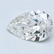 Recommended Stone #2: 1,13-Carat Pear Shaped