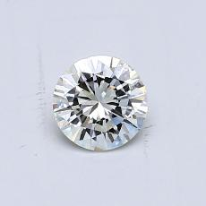 Recommended Stone #1: 0,44-Carat Round Cut