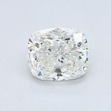 0.96-Carat Cushion Diamond Very Good H VS2